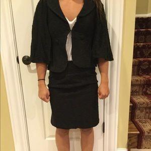 Nanette Lepore Skirt Suit Set